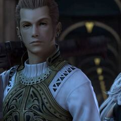 Balthier and Fran.