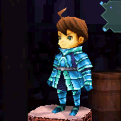Mythril Armor in <i>Final Fantasy Crystal Chronicles: Ring of Fates</i>.