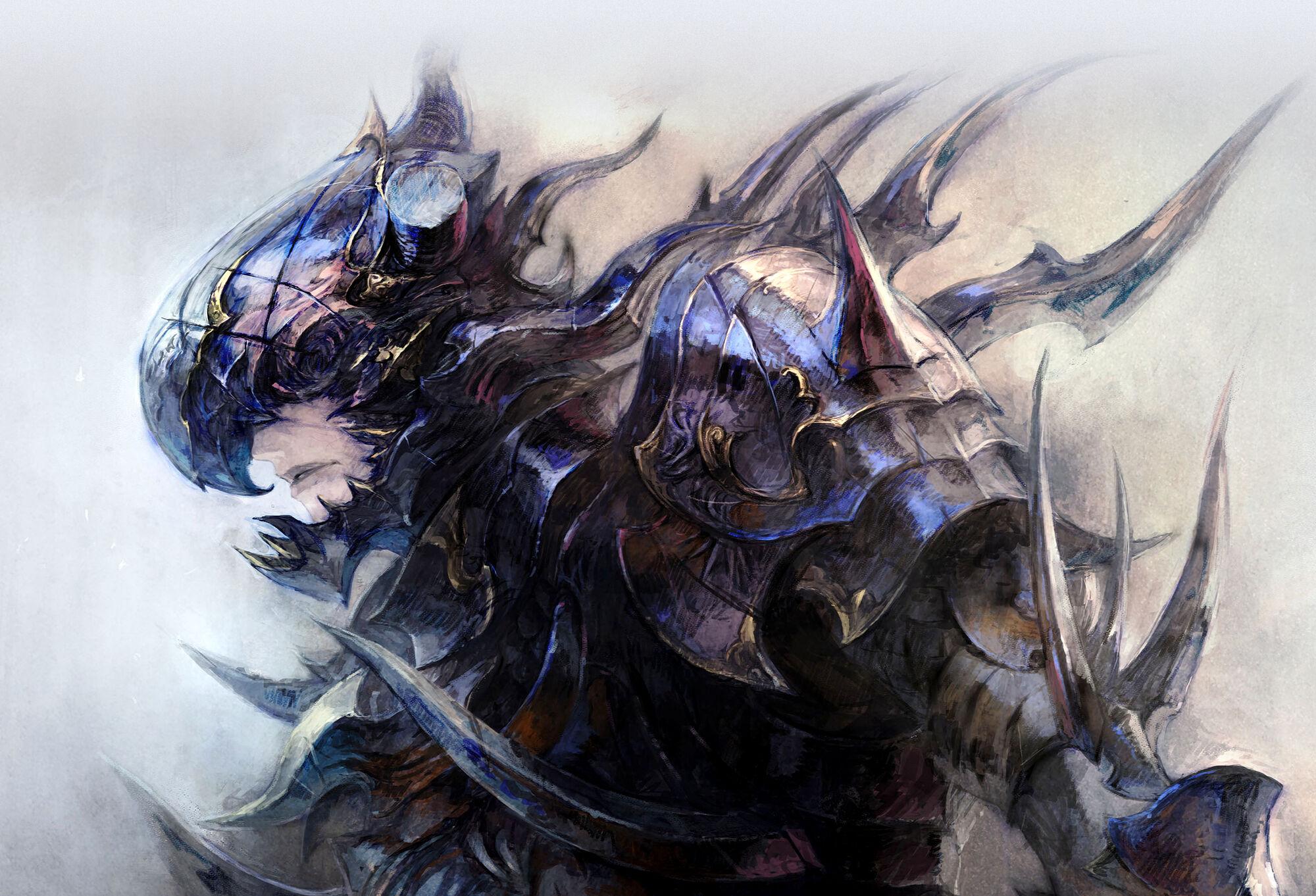 Drag On Dragoon 4k Wallpaper: Final Fantasy Wiki:Featured Images/Estinien Wyrmblood