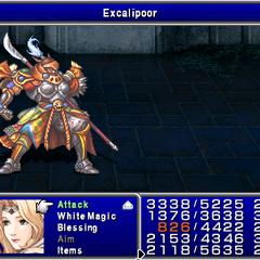 Excalipoor
