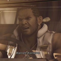Barret in <i><a href=