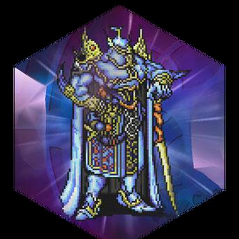 Exdeath OR's Phantom Stone.