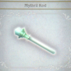 Mythril Rod in <i>Bravely Default</i>.