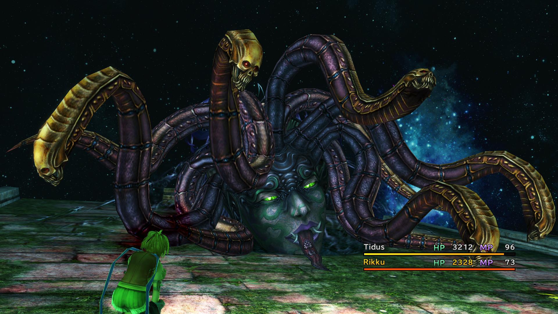 Image - Yunalesca boss third form.jpg   Final Fantasy Wiki ...