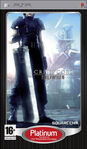Crisis Core Europe Platinum Cover