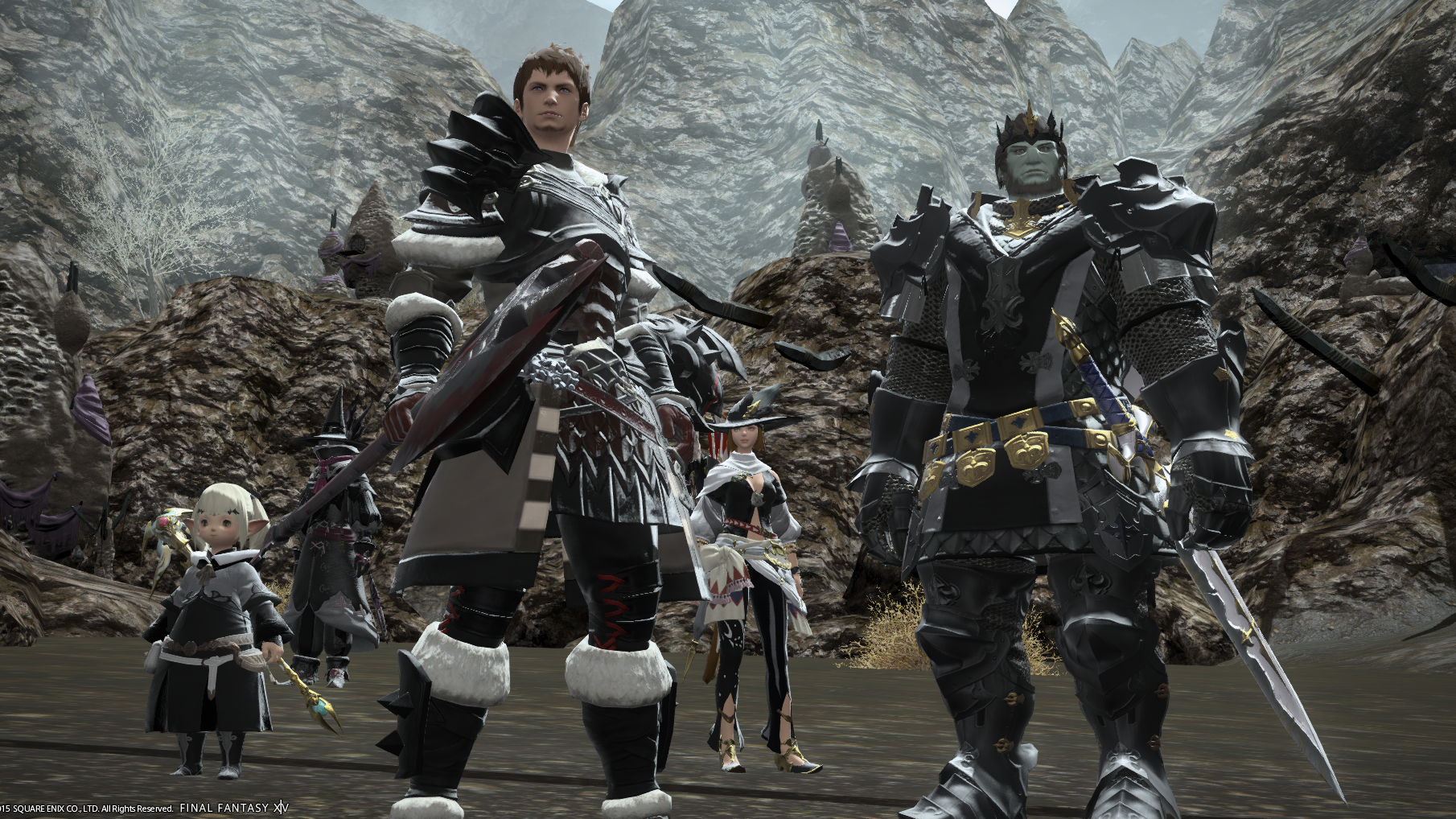 ff14 warrior - photo #19