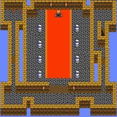 Castle Palamecia's Eight Floor (NES).