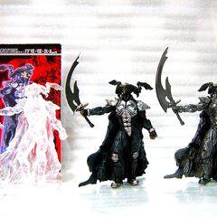 Final Fantasy<i> Creatures Vol 2; </i>Final Fantasy VIII<i>.</i>