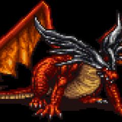 Ruby Dragon.