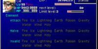 List of Final Fantasy VII elements