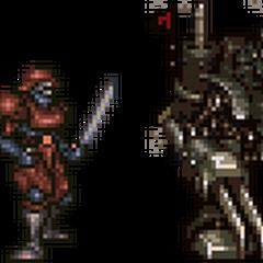 Corporal & Heavy Armor.