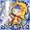FFAB Winter Storm - Rikku Legend SSR+