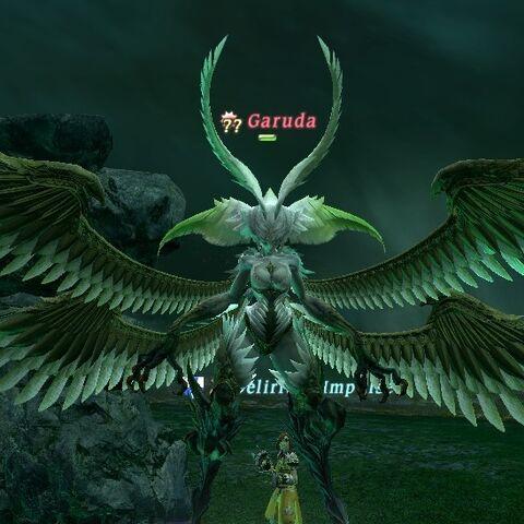 Garuda in version 1.0.