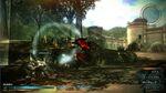 Queen attacking Final Fantasy Type 0