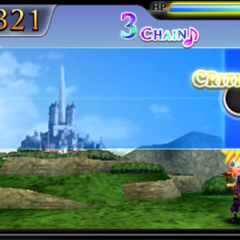 Alexandria in <i>Theatrhythm</i>.