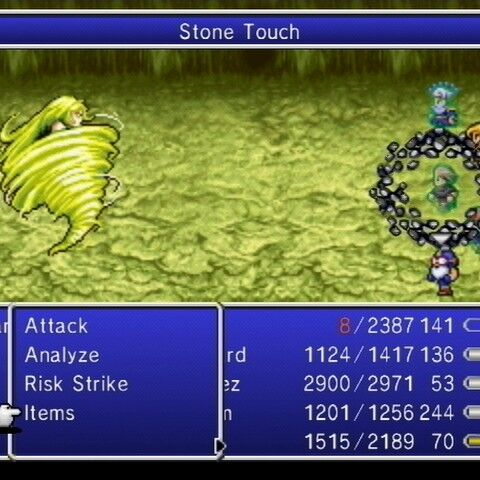 Stone Touch (Wii).