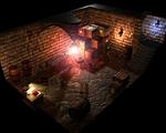 Villa Cloud basement