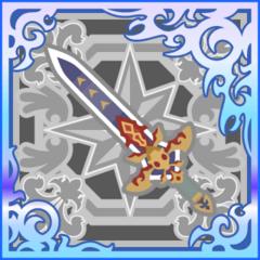 Ultima Sword in <i>Final Fantasy Airborne Brigade</i> (SSR+).