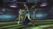 FFXIII Victory Pose