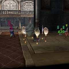 Eat in <i>Final Fantasy IX</i>.
