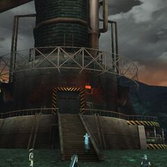 Nibelheim Reactor in <i>Crisis Core -Final Fantasy VII-</i>.