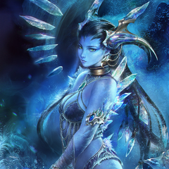 Shiva's ability card artwork.