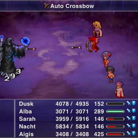 Auto Crossbow.