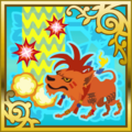 FFAB Lunatic High - Red XIII SR