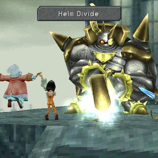 Helm Divide.