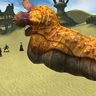 Sand Worm.