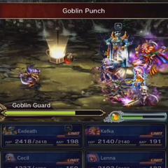 Goblin Punch.