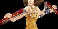 Selphie Tilmitt/Gameplay