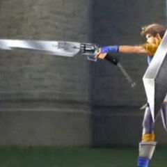 Bartz dual-wielding the <a href=