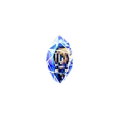 Agrias's Memory Crystal.