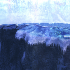 Lake Macalania in <i>Final Fantasy X-2</i>.