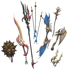 Firion's Weapon Pack III.