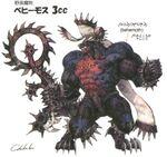 Behemoth Pulse FFXIII Art