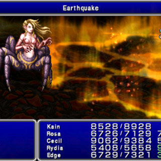 Earthquake (PSP).