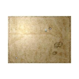 Overworld Map (Before Kraken) (DS).