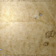 Overworld Map (Before Kraken) (DS).