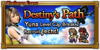 FFRK Destinys Path Event