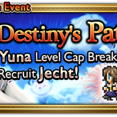 Global event banner for Destiny's Path.