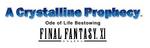 FFXI A Crystalline Prophecy Logo