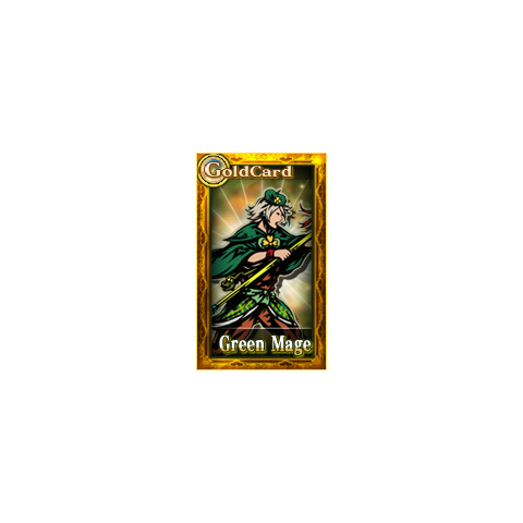 Green Mage (male).
