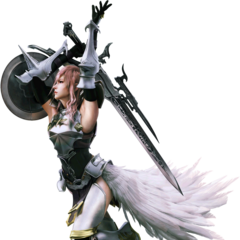 Alternate render of Lightning.