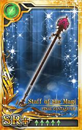 FF12 Staff of the Magi SR+ Artniks