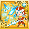 FFAB Blue Fang - Warrior of Light SR
