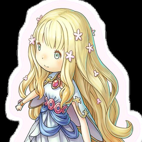 Heroine of Mana.