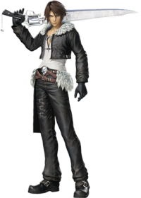 DFF2015 Mercenary of Balamb A