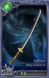 FF11 Ashura R Artniks